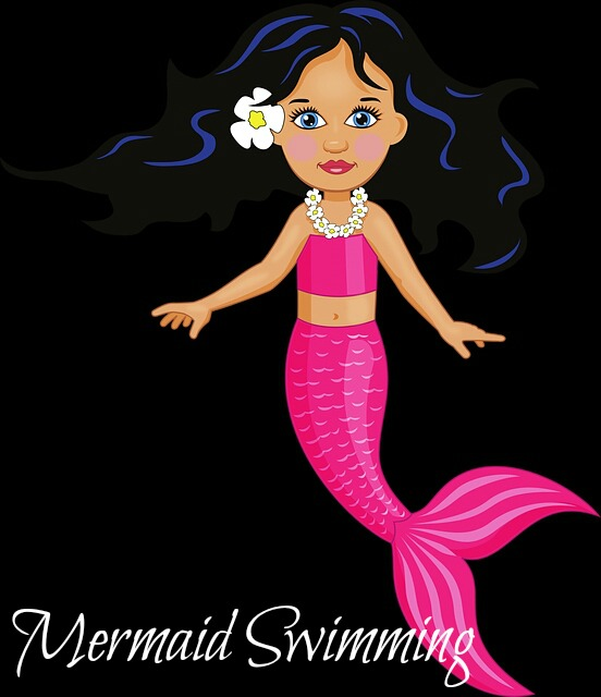 Summer Classes in Cebu - Mermaid Swimming