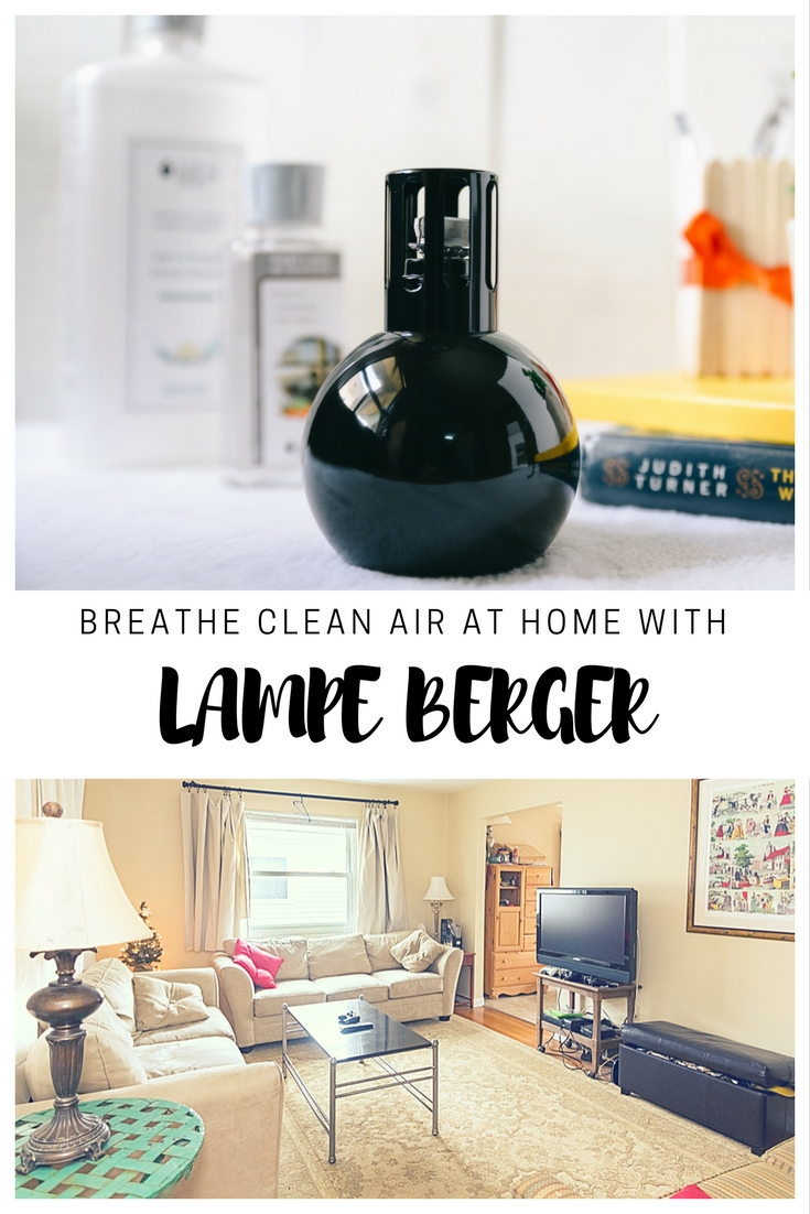 Cleaner Air At Home With Lampe Berger The Missus V