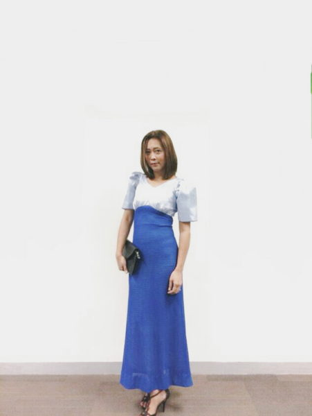 Gaining Confidence Through Power Dressing - Long Gown