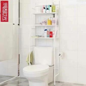 Storage Products - bathroom toilet rack