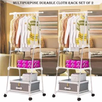 Storage Products - clothes rack set of 2