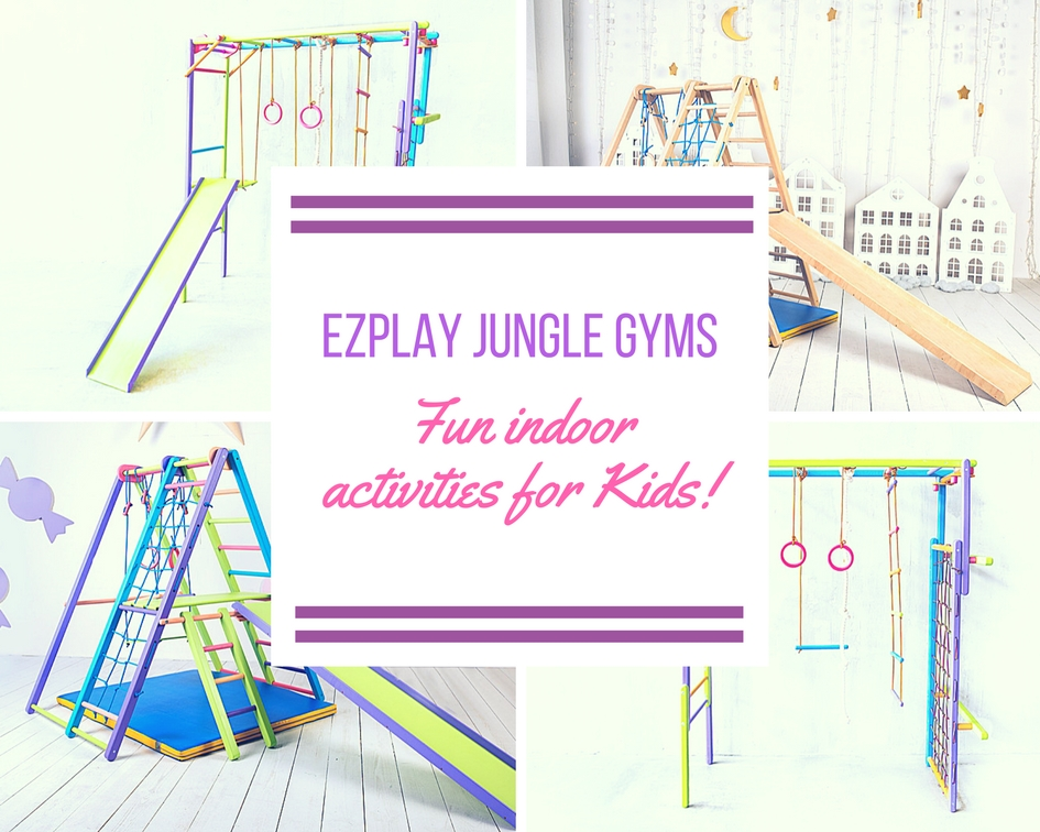 EZPlay JUNGLE GYMS