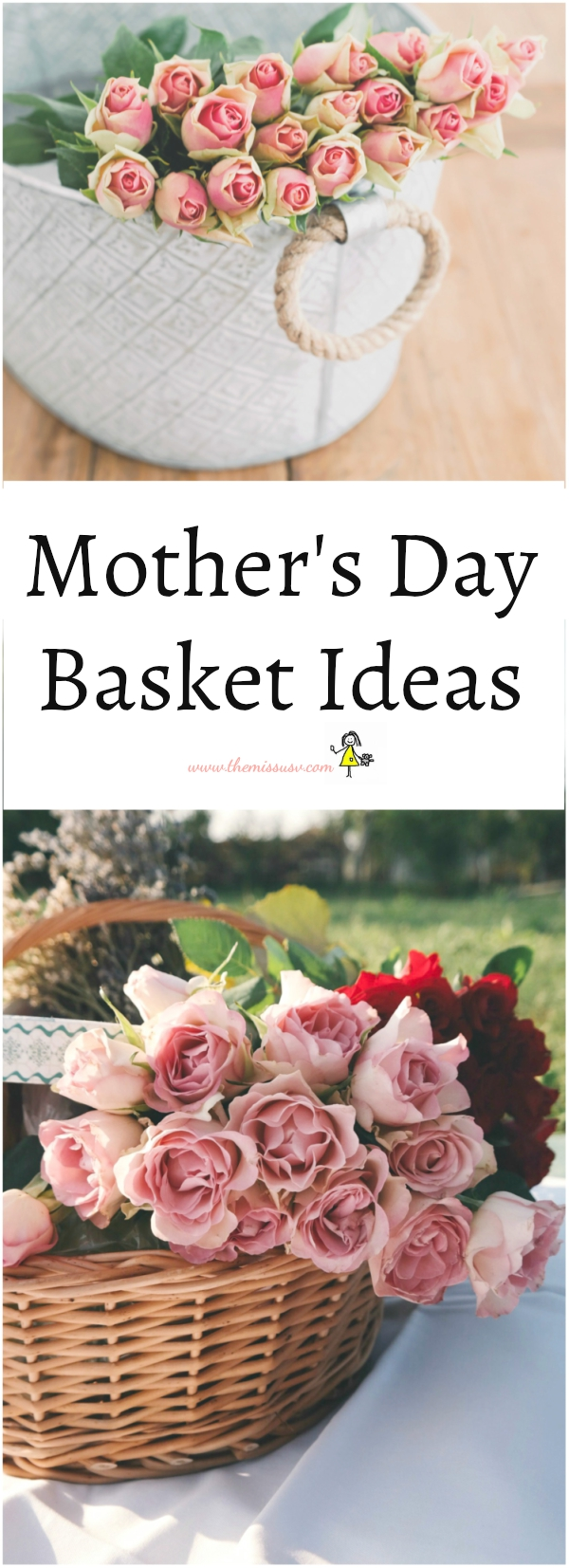 Mother's Day Basket Ideas