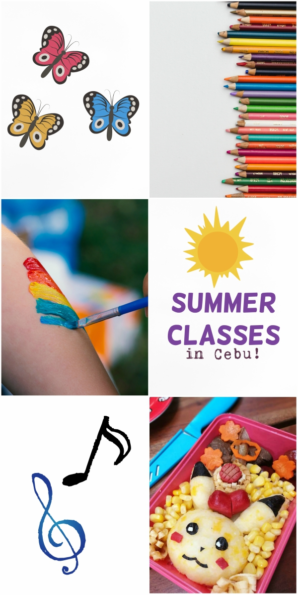 Summer Classes in Cebu