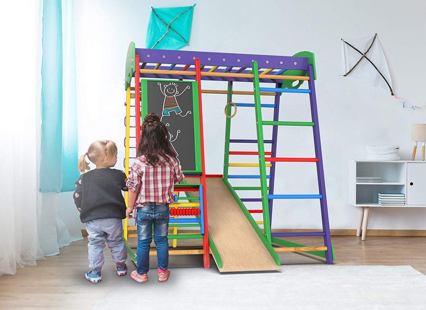 Indoor Jungle Gym for Kids