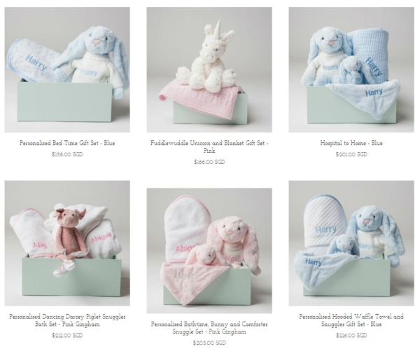 Personalized Baby Gifts - Hospital to Home Gift Sets (1)