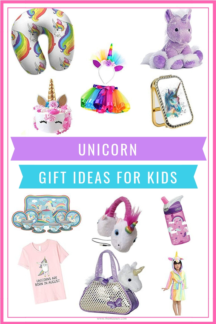 The Cutest Unicorn Gift Ideas for Kids