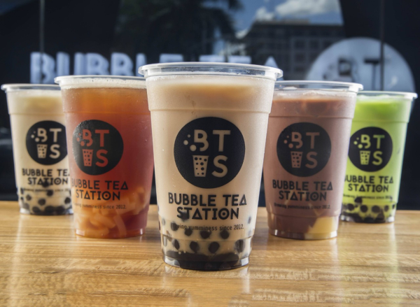 bubble tea station - foodpanda delivery