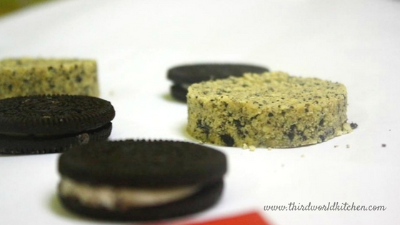 Cookies and Cream Polvoron Recipe