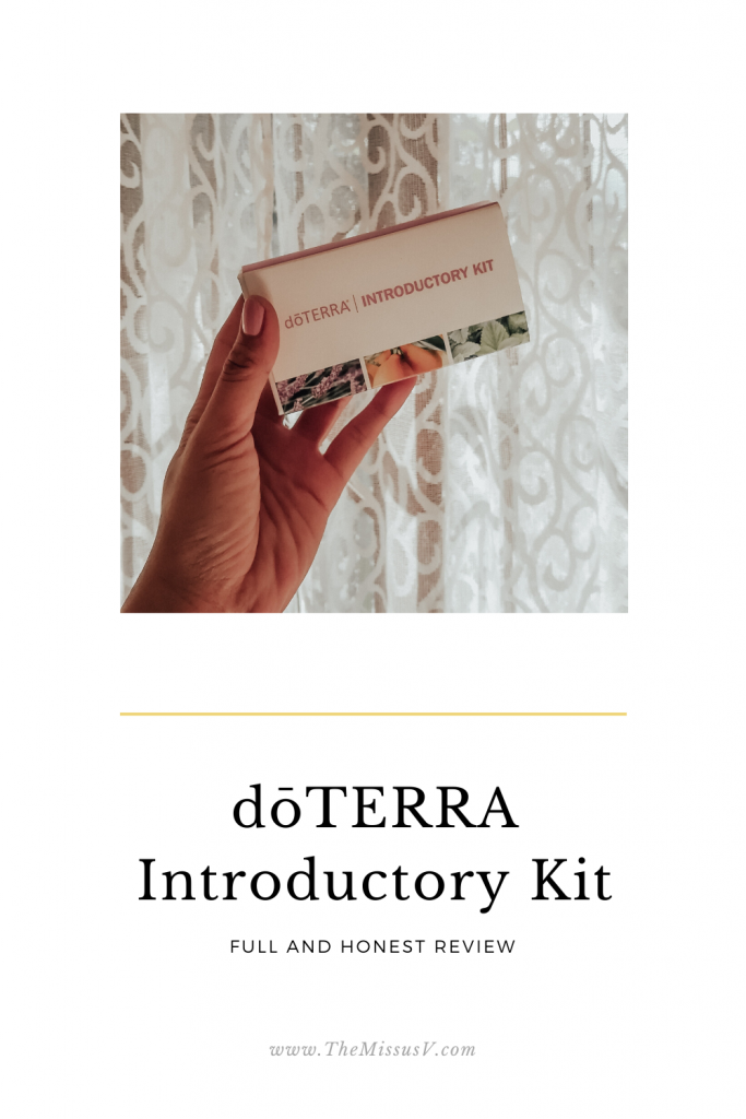 doTERRA Essential Oil Introductory Kit Honest Review